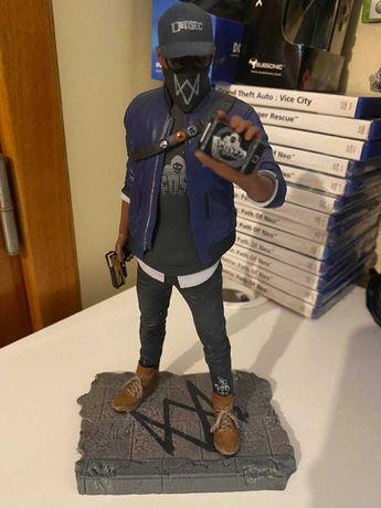 Estatua coleção Watch Dogs 2 *Nova*