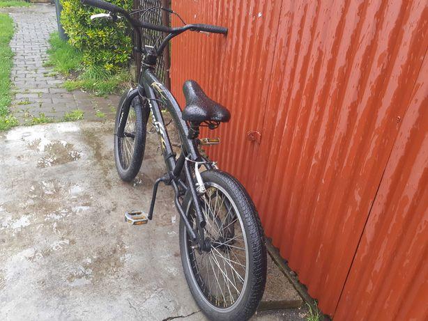 Rower BMX czarny