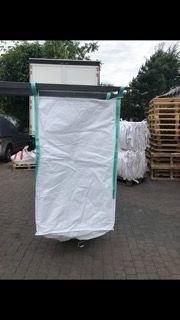 BIG BAG BEG BAGI czyste z lejami i wiązaniem 75x115x156