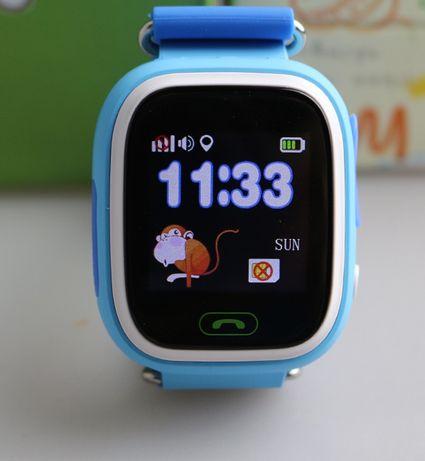 Детские часы Q90 baby watch bluetooth
