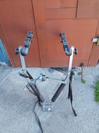 Bagażnik rowerowy na hak 2 rowery