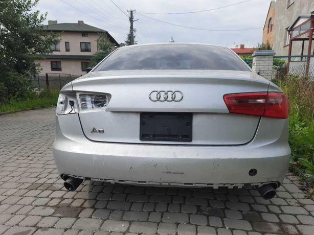 Продам кузов з документами Audi A6 2013