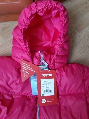 Зимняя пуховая куртка Reima malla 164 р