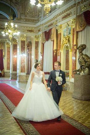 Весільне плаття дизайнера Oksana Mukha