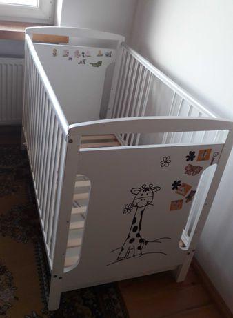 Łóżeczko dziecięce 120x60 Piętrus