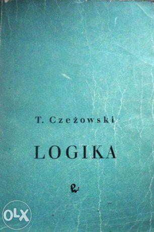 Tadeusz Czeżowski Logika