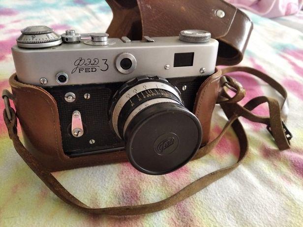 Фотоаппарат ФЭД 3