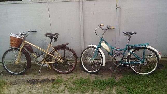 Sprzedam zabytkowe rowery
