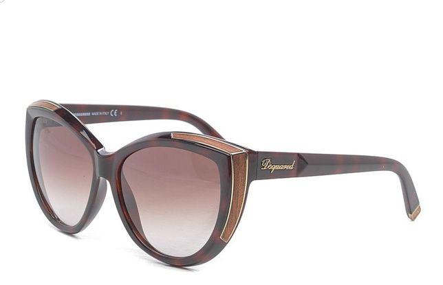 Oryginalne DSQUARED2 damskie okulary