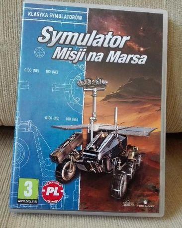 Płyty 3sztSymulator misji na Marsa,robót drogowych,Create na PCwysyłka