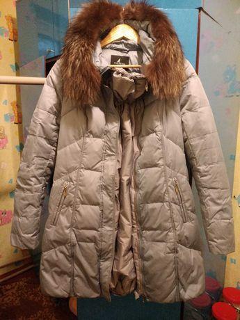Курточка, куртка для вагітних, пальто для беременных, 46р.