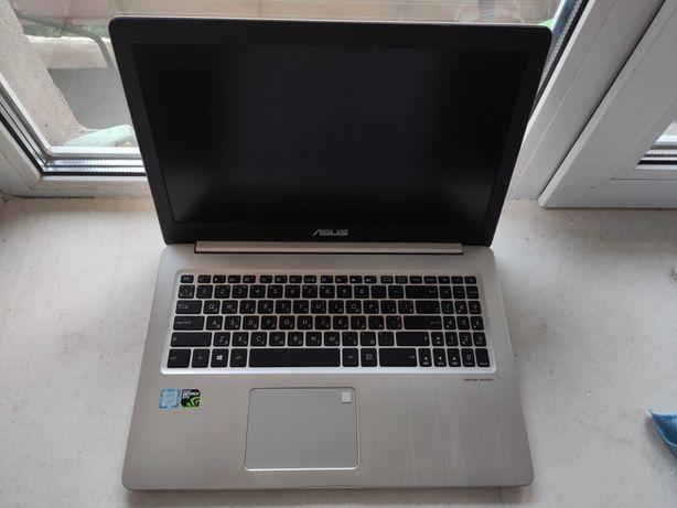ASUS VivoBook Pro 15 N580VD i7-7700HQ/16GB/GTX1050/1TB + SSD 256 GB