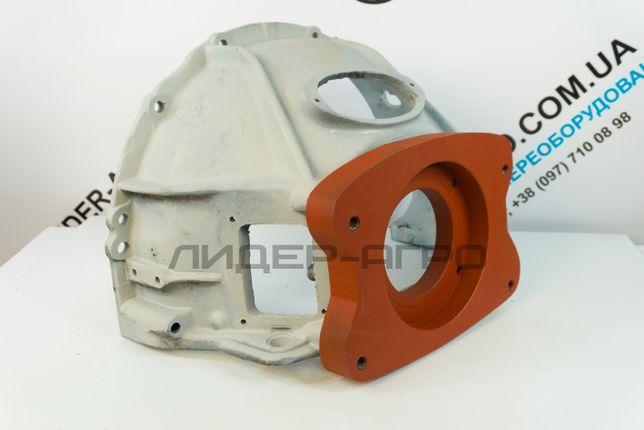Переходная плита, переоборудование ГАЗ 53 3307 на кпп ЗИЛ