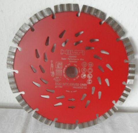 Disco Hilti eqd spx 350 ou 300/20 230 ou 125/22