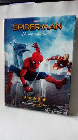 Spider-Man: Homecoming (booklet) (DVD)