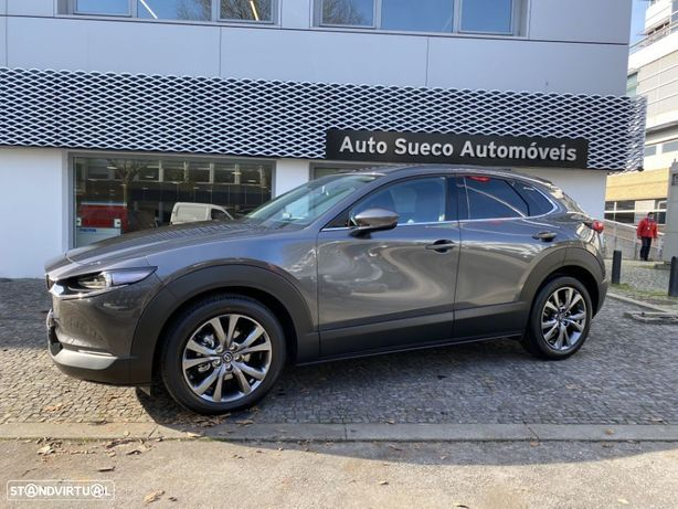 Mazda CX-30 2.0 Sky-X Evolve i-Active +Sport+Safety+Sound