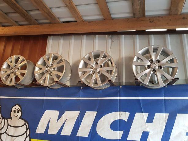 Felgi Aluminiowe Mazda 3 R16 5x114.3 ET52.5- 6.5J
