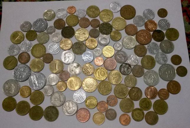 Продам монети різни країн