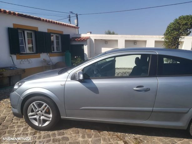 Opel ASTRA 1.3 GTS