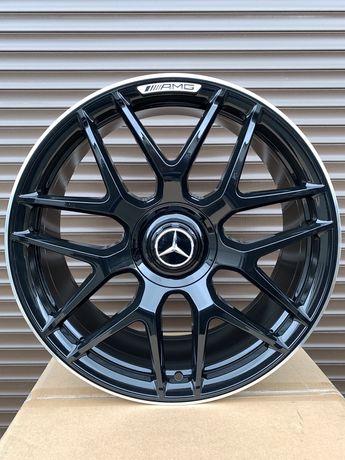 Диски R20 S63 AMG w222 c217 Mercedes S class 5/112/20 w217