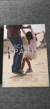 książka We dwoje - Nicholas Sparks