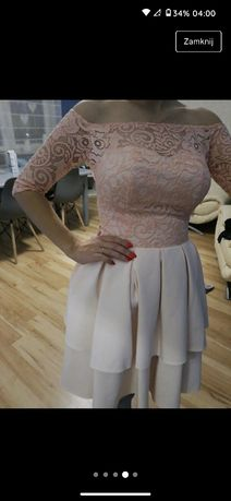 Sukienka Baronetka XS