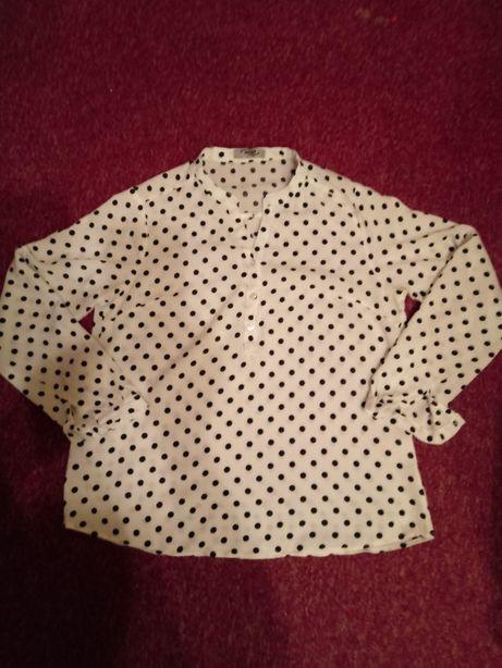 Bluzeczka w kropki r M