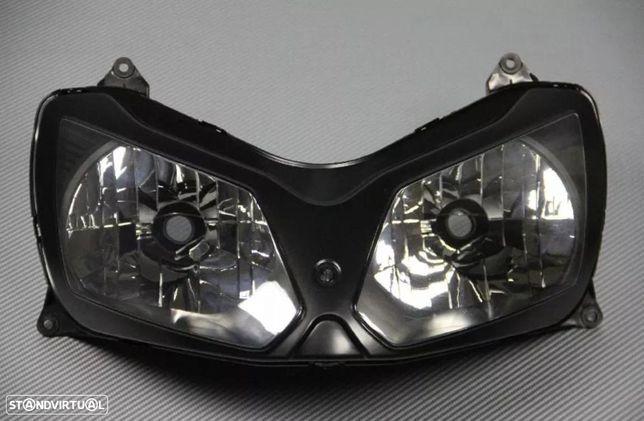 Farol, Farol, ZX12R 2002 - 2008 óptica  óptica