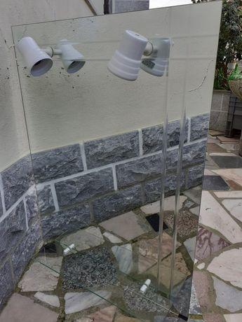 Espelho de Wc casa de banho com iluminação