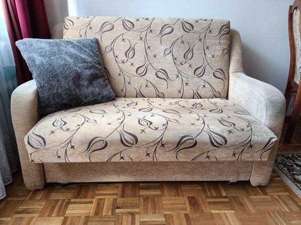 Sofa rozkładana 2 osobowa