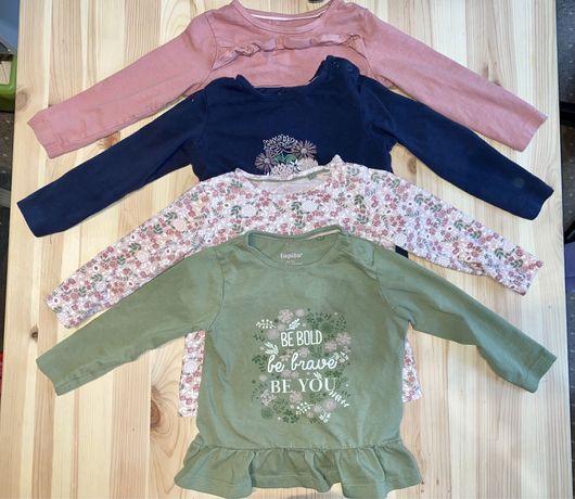Ubranka dziewczęce 80-98