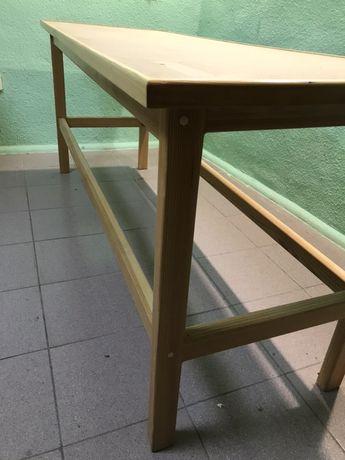 Кушетка массажный стол деревьянный