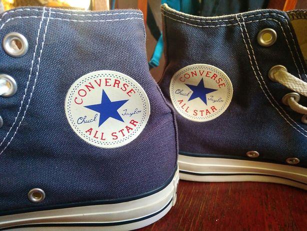 Кеды Converse на мальчика в хорошем состоянии