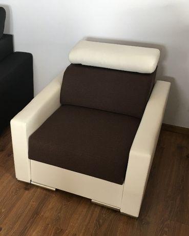 Nowoczesny i wygodny fotel GLAMOUR