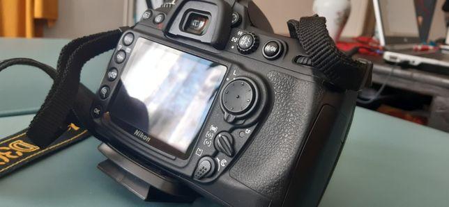 Nikon d300 lustrzanka aparat