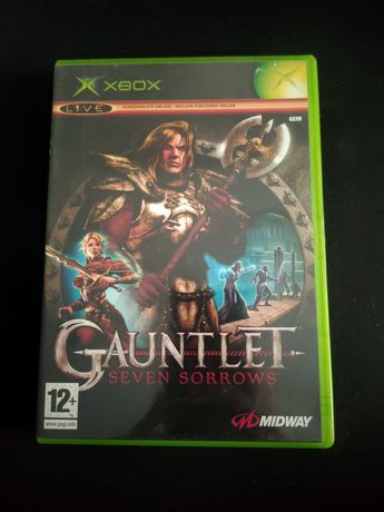 Gauntlet seven sorrows Xbox classic