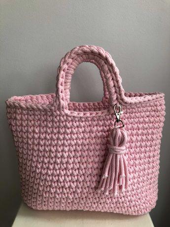 Sprzedam torebkę ręcznie robioną