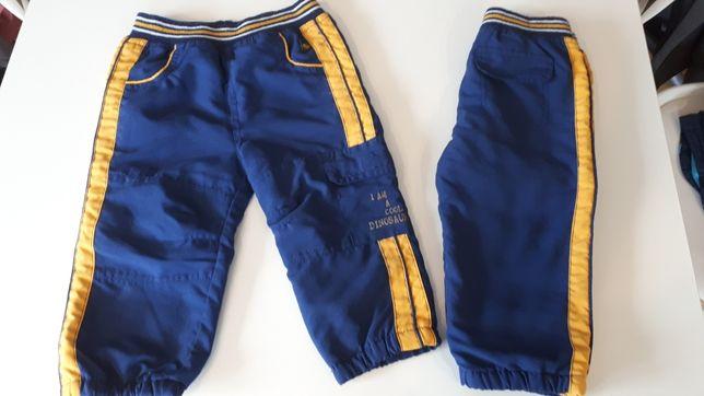 Spodnie zimowe (bliźniaki)