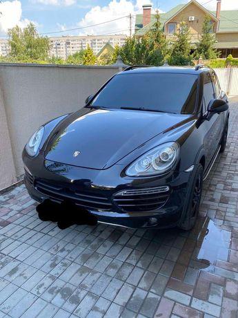 Запчастини до Porsche Cayenne 2012