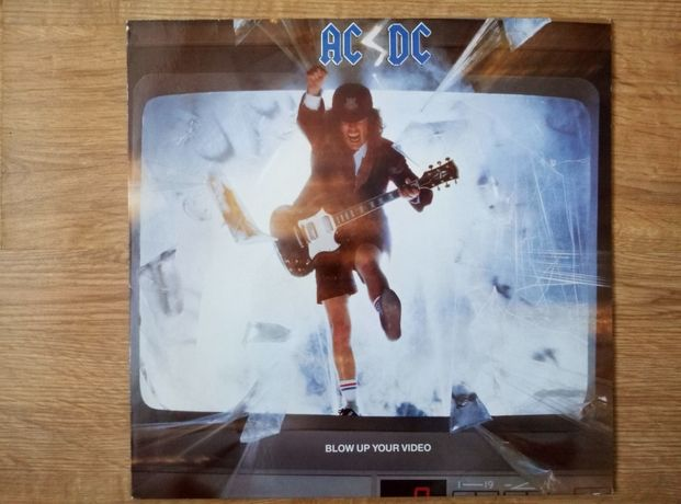 AC/DC blow up your video winyl.