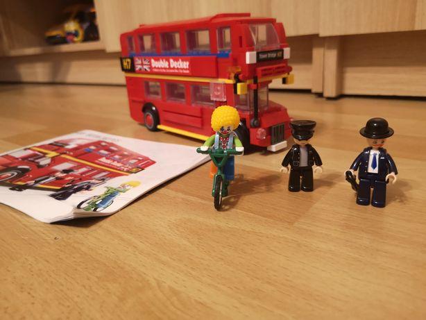 Klocki Sluban Autobus londyński