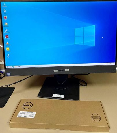Dell Optiplex All In One i5/12GB/SSD256+500HDD/Intel/W10