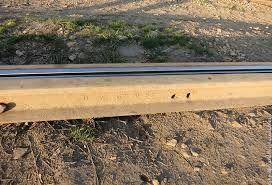 Рельса R-50, длина 5 метров