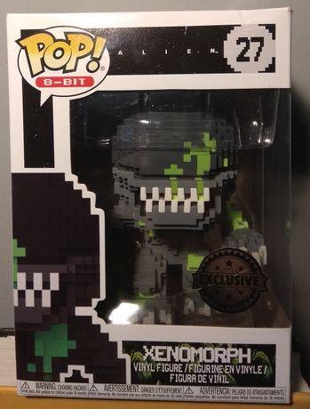 Figurka Funko POP Xenomorph 8-bit exclusive