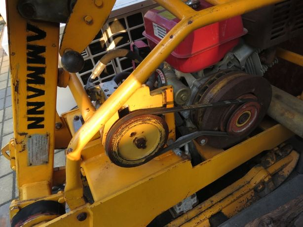 Zagęszczarka ammann 320kg z rewersem posuwem