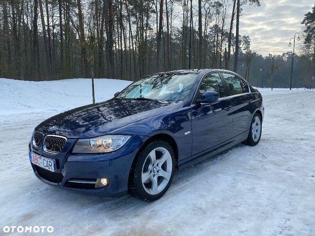 BMW Seria 3 AUTOMAT PERFEKCYJNY STAN Jasne Skóry Navi Klimatronik Jak Nowa