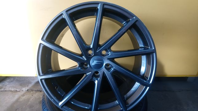 4 Felgi aluminiowe NOWE Brock 19'', 5x114,3 Honda, Mazda 6