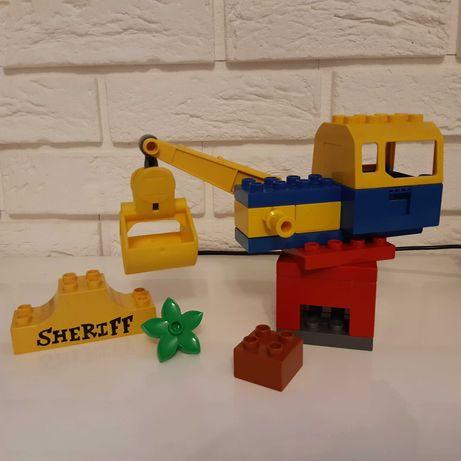 Dźwig Lego Duplo