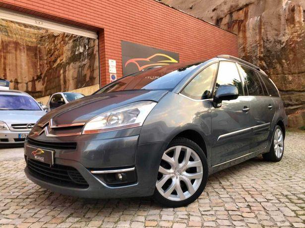 Citroën C4 Grand Picasso 7Lug Autom c/Garantia - 124€ p/mês
