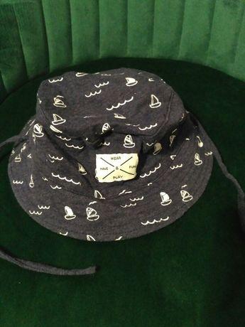 Kapelusz, czapka h&m r. 80